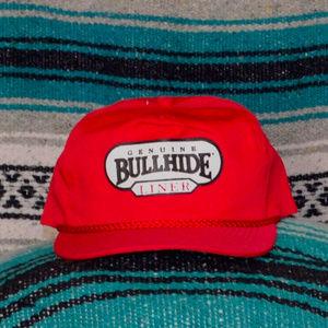 Genuine Bullhead Liner Hat Trucker Hat Snapback